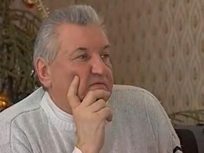 ВиктОр Толкачев в фильме о Высоцком (1998 год)
