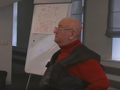Виктор Толкачев: отрывок из лекции